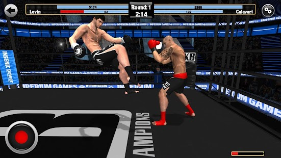 Kickboxing Road To Champion P- screenshot