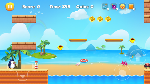 Penguin Run modavailable screenshots 3