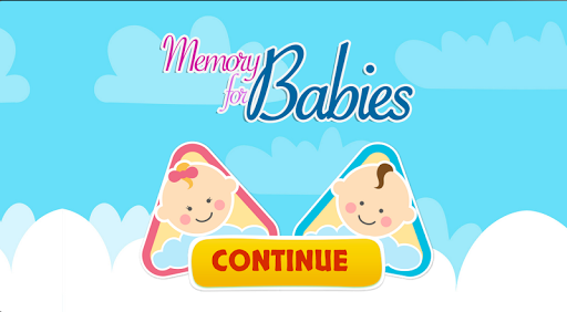 Memory for babies