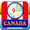 Canada Maps And Direction icon