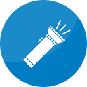 flashlight - always on icon
