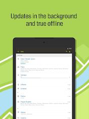 Aplikacje 2GIS: directory & navigator (apk) za darmo do pobrania dla Androida / PC/Windows screenshot