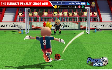 Perfect Kick - Soccer Screenshot 1