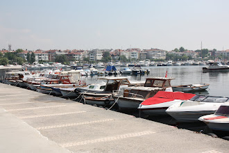 Photo: Day 103 - Harbour at Yesilkoy