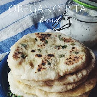 Oregano Homemade Pita & Tinos Island's Discovery