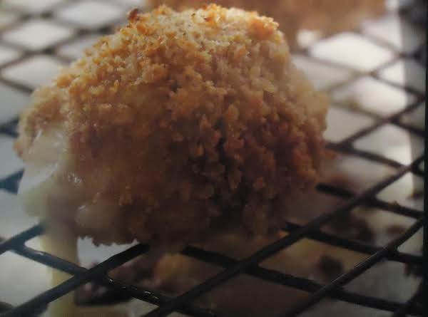 My Oven Fried Cheese Balls Recipe
