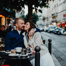 Wedding photographer Marina Nazarova (MarinaN). Photo of 02.10.2018