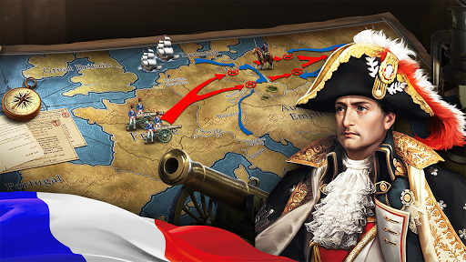 Grand War: Napoleon, War & Strategy Games apkmr screenshots 3