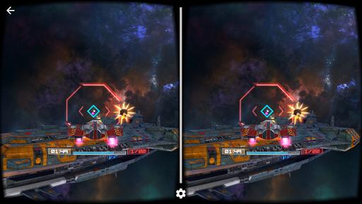 Deep Space Battle VR 2.0.1 screenshots 6