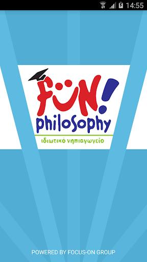 Fun Philosophy