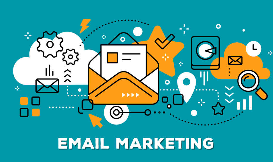 6. Công cụ về Email Marketing cung cấp Digital Marketing Service in Vietnam nào?