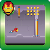 Jetpack flying game - jetman