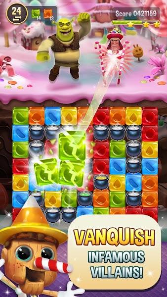 Shrek Sugar Fever v0.5.1 [Mod]