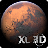 Mars in HD Gyro 3D - XLVersion