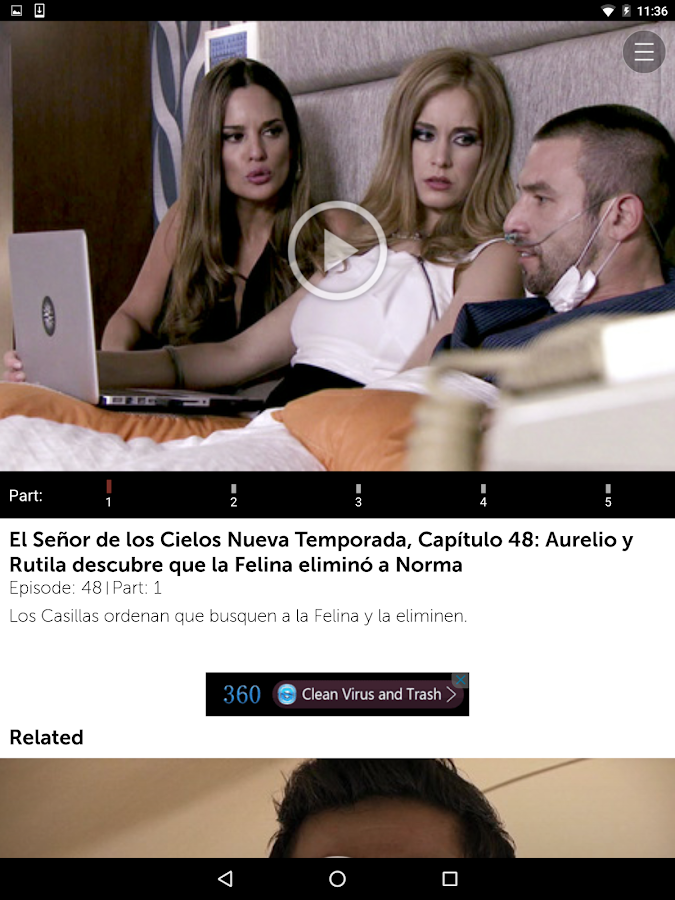 Telemundo Novelas- screenshot