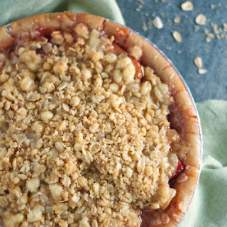 Gluten Free Strawberry Apple Pie