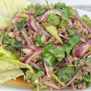 Thai Beef Mince Recipes.