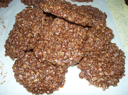 5 Minute No-Bake Cookies Recipe