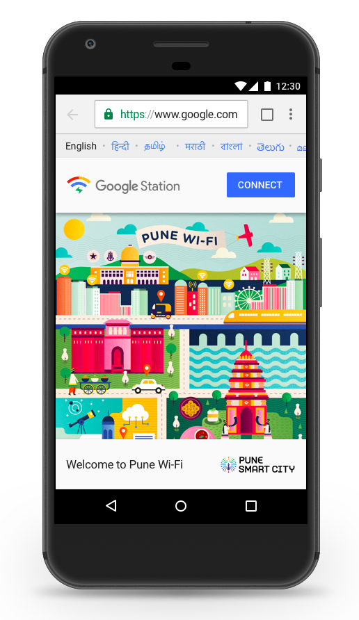 Official Google India Blog: Google Station, from railway stations to