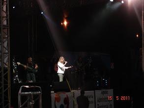 Photo: KÁTIA arrebentando no palco!