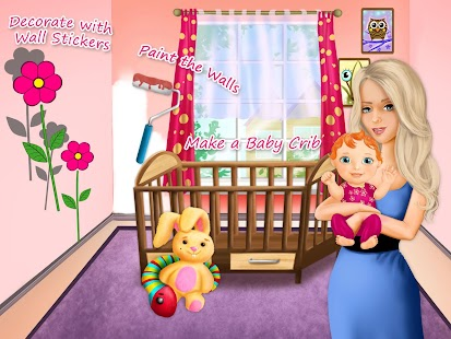 Download Sweet Baby Girl Newborn Baby For PC Windows and Mac apk screenshot 15