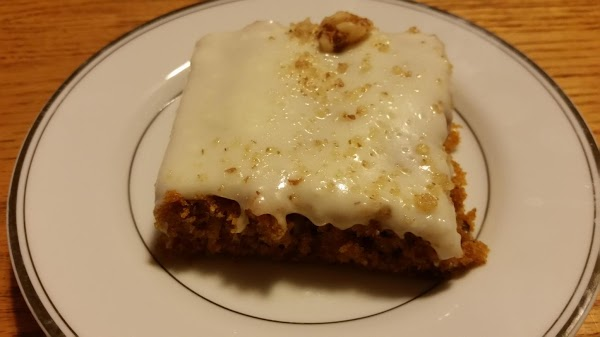 World Famous Pumpkin Bars (for All The Ghouls) Recipe