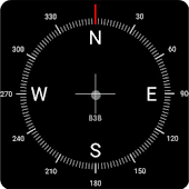 Digtal Compass Map