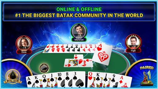 Batak Club: Online Batak Eşli Batak İhaleli Batak 5.16.1 screenshots 1