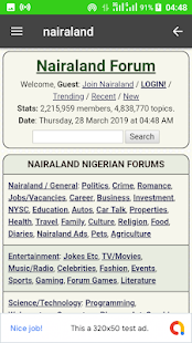 News Lite - Nigerian newspapers & Naija News App for PC / Windows 7