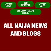 All Nigeria News and Blogs App