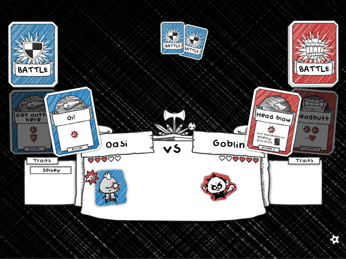 Guild of Dungeoneering- screenshot