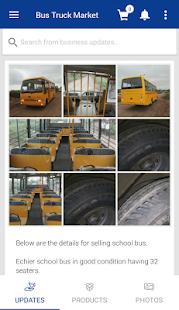 Bus Truck Market - náhled