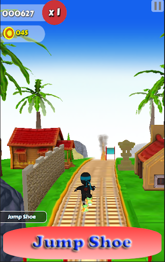 Street Nano Ninja Surfer  {cheat|hack|gameplay|apk mod|resources generator} 2