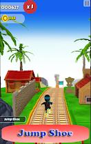 Subway Nano Ninja Surfer - screenshot thumbnail 02