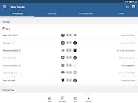 screenshot of FIFA - Tournaments, Soccer News & Live Scores