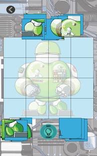 General Robot Puzzle-Lite- screenshot thumbnail