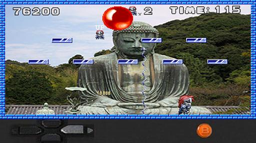 Pang World Tour screenshot 1