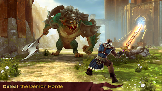 Dawnbringer Apk Download For Android and Iphone 4