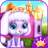 Pet House Game Princess Castle