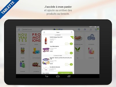 Carrefour Ooshop - courses screenshot 8