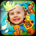 Kids Photo Frames Pro icon