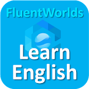 Learn English in FluentWorlds 3D!  Icon