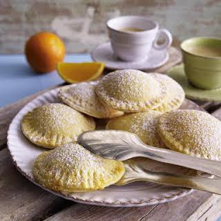 Pardulas - Sardinian Easter Sweets.