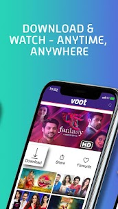 Voot – Watch Colors, MTV Shows, Live News & more App Download For Android and iPhone 7