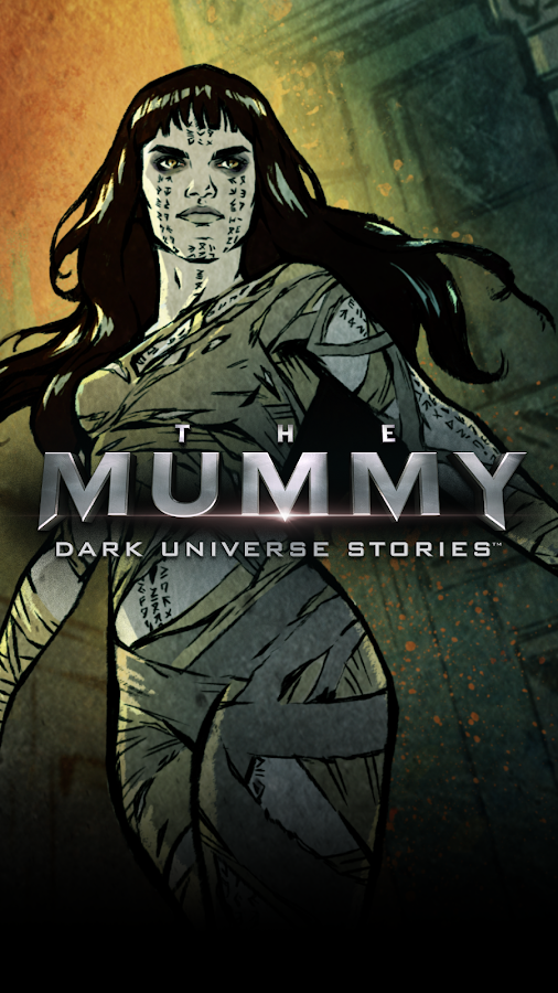 The Mummy Dark Universe Stories- screenshot
