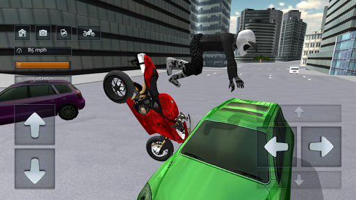 Extreme Bike Driving 3D 1.16 screenshots 12