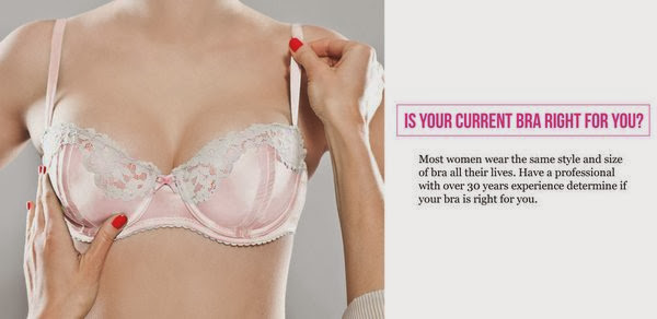 Bra fitting techniques
