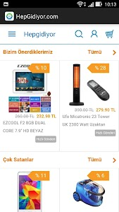 Hepgidiyor.com screenshot 9