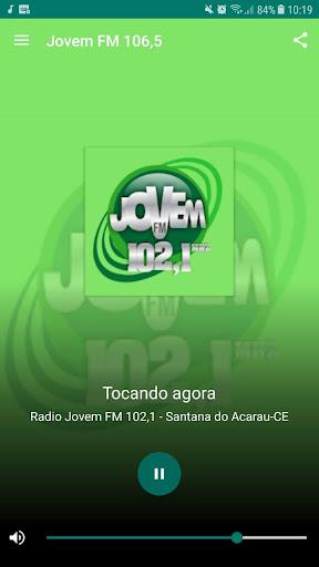 Ru00e1dio Jovem FM 102,1Mhz screenshots 1