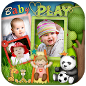 Baby Photo Collage Maker icon